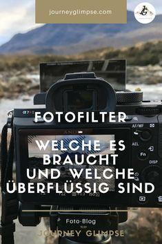 Foto-Filter gibt es in allen Grössen und Preisklassen. Wir verraten, welche sich lohnen und welche weggelassen werden können.