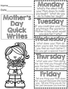 Free Printable MotherS Day Newspaper Template  Happy MotherS