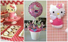 Ideas para un cumpleaños temático de Hello Kitty