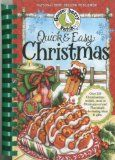 quick & easy Christmas Cookbook by Gooseberry Patch
