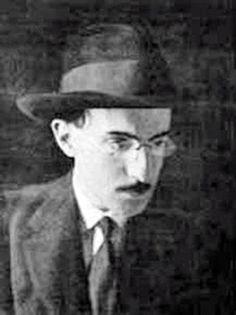 Fernando Pessoa (1888-1935) poems.