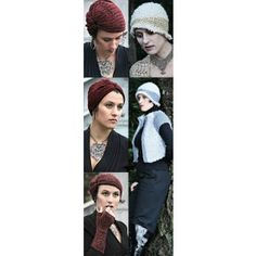 """Timeless Knitted Hats Cabled turban, my """"must have"""" this winter!!!!"""