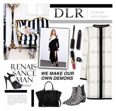 """DLRBOUTIQUE.COM"" by beenabloss ❤ liked on Polyvore featuring L.K.Bennett, Fendi, Yves Saint Laurent and Chanel"