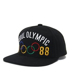 623c00feb87 1988 Seoul Olympic Snapback. itemtrend store · Hats   Caps