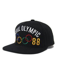 1988 Seoul Olympic Snapback