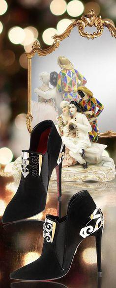 Cesare Paciotti shoes black