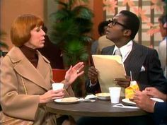 THE CAROL BURNETT SHOW -- Full Episode - Ben Vereen.avi