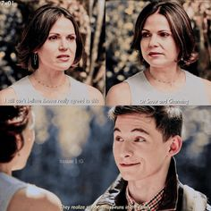 My issue with this is that Regina is speaking as if Emma and Snowing are the deciding factors. That since they said yes she has no choice but to say it too. Regina is Henry's mother. (Credit to@itsouat)