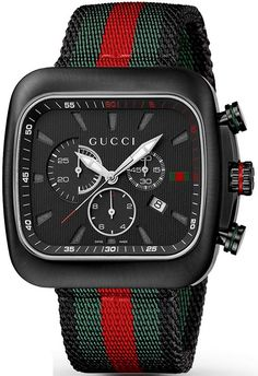 YA131202 - Authorized Gucci watch dealer - Mens Gucci Gucci Coupe, Gucci watch, Gucci watches