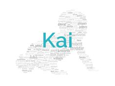 """So far we decided if we ever have a boy we'll name him """"Kai"""" which means OCEAN strong and unbreakable!"""