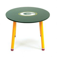 Fan creations nfl pub table nfl team indianapolis colts n0565 ind green bay packers team table scottish christmas decorate your lil fans room with team spirit using our nfl team furniture round table measures 23x17 watchthetrailerfo
