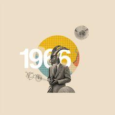 collage by Mark Weaver Retro Graphic Design, Logo Design, Graphic Design Posters, Graphic Design Illustration, Graphic Design Inspiration, Print Design, Web Design, Graphic Artwork, Design Ideas