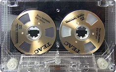 A bunch of those Teac bad-ass looking cassettes