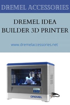 Easy to use software for simple customization of 3D models. Onboard software permits standalone operation when needed. Pre-installed extruder provides fast, out-of-box use. Full color touch screen for optimal object preview. Large build platform for bigger projects; Maximum build volume: 9″ x 5.9″ x 5.5″. Dremel Idea Builder, Dremel Accessories, Big Project, 3d Printer, Software, Platform, Touch, Models, Simple