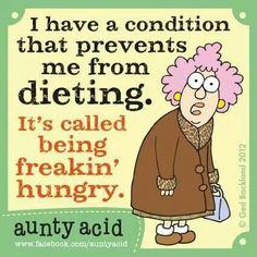 Humour: Diet