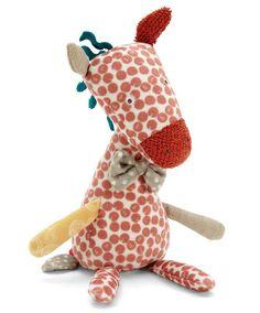 Zam Bee Zee - Giraffe Soft Toy - Soft Toys - Mamas & Papas