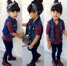 Great fall outift #kids #fashion #girls