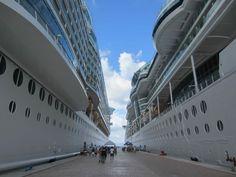 Royal Caribbean Cruise - tips for the 1st family cruise together