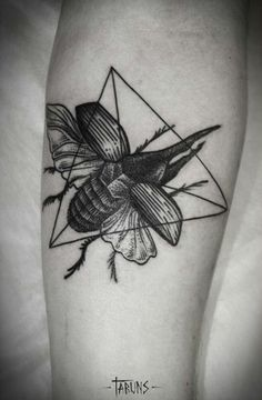 beetle tattoo - Google Search
