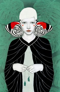 Sofia Bonati Illustrations / Embodied <3