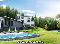 How to Build a PC for Rendering on a Budget Architecture Visualization, 3d Visualization, Build A Pc, 3d Rendering Services, Photorealistic Rendering, 3d Artwork, 3d Artist, Budgeting, London