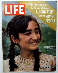 Life Magazine 1963  September 13 Vintage Mag