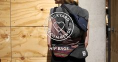BACKYARD RECOMMENDS - FAVOURITE HIP BAGS