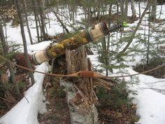 "New Tribute ""All American"" Howard Hill style longbow Specs: 50@28 64in long riser wood  Locust w Walnut highlights!"