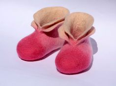 EU 20 READY to SHIP wet felted wool baby and child by CuCuSTUDIO