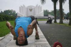 bboy, breakdance
