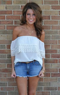 Country Chic, $36.00 - that shirt is JUST what I've been looking for ALL my life!
