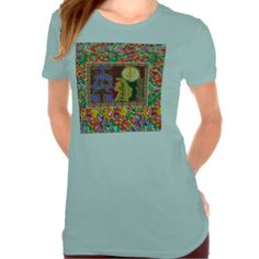 Reiki Healing Symbols Decorative Art Shirt