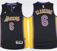 Los Angeles Lakers #33 Kobe Bryant Black Lower Merion High School Stitched NBA Jersey