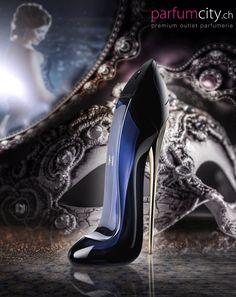 Parfum Carolina Herrera, Good Girl Perfume, Perfumes Vintage, Pumps, Heels, Cool Girl, Christian Louboutin, Perfume Bottles, Cosmetics