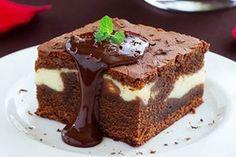 Kávový koláčik s mascarpone plnkou - Mňamky-Recepty. Pound Cake, Tiramisu, Cheesecake, Ethnic Recipes, Gardening, Mascarpone, Crack Cake, Cheesecakes, Lawn And Garden