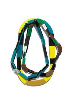 Necklace via Marni for H&M