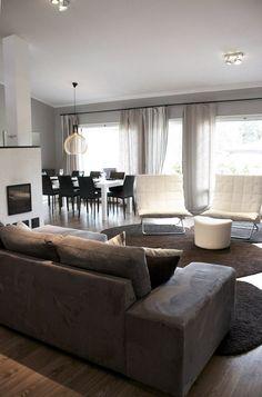 .. Couch, Curtains, Architecture, Interior, Henna, Room, Furniture, Home Decor, Arquitetura
