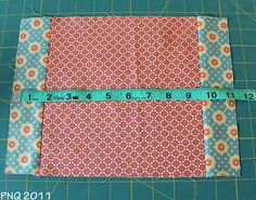 Piece N Quilt: How to properly attach a border or sashing on a quilt {a free tutorial}