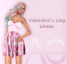 AG. Valentine's Day Dress | Flickr - Photo Sharing!