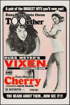 Vixen (1968) Russ Meyer
