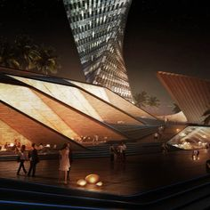 Xiamen Dream City by SDA   Synthesis Design + Architecture in China