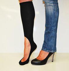 Example of partial subtraction - keysocks Nude Socks, New Wardrobe, Wardrobe Ideas, Cool Style, My Style, No Show Socks, What I Wore, Stiletto Heels, Fashion Beauty