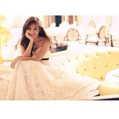 Look We Love: Kathryn Bernardo's White Debut Dress