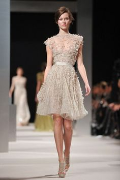 ARTBUG picks her favourites from ♥ ELIE SAAB ♥ HAUTE COUTURE Spring / Summer 2011