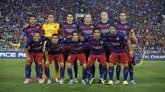 The team #FCBarcelona #Football #FCB #FansFCB #TourFCB