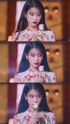 IU Hotel Del Luna  ( Khách sạn ánh trăng ) Iphone Wallpaper Moon, Watercolor Wallpaper Iphone, Girl Wallpaper, Moon Hotel, Luna Fashion, Korean Eye Makeup, Korean Drama Movies, Drama Korea, Korean Actresses