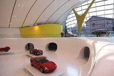 Музей Энцо Феррари, Модена, 2012 - Будущих Систем, Сиро Студия
