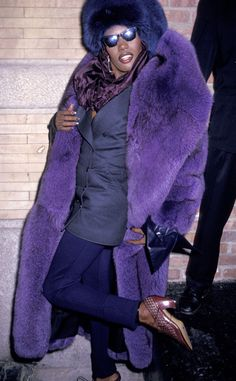 Grace Jones Loves Purple, 1987