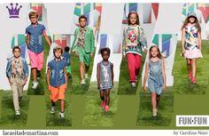 ♥ Esta temporada tienes un look de FUN & FUN Moda Infantil para ti ♥