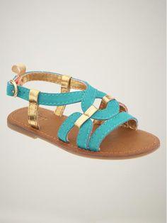 strap sandals - Gap Kids